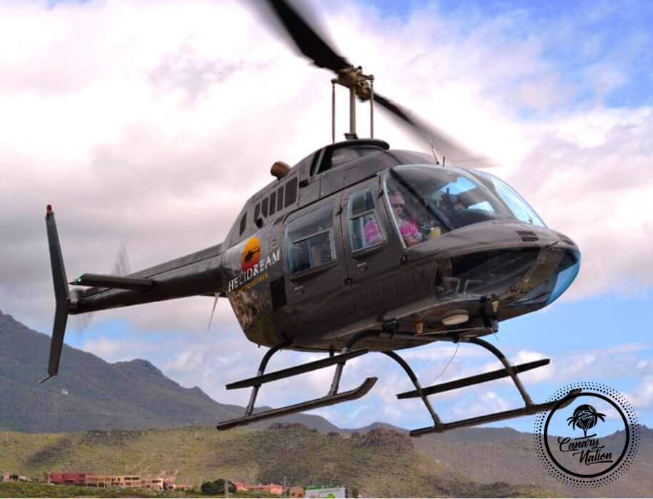helicopter-tenerife-views